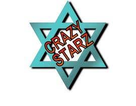 nº 60 pour Company logo [ Crazy Starz ] par darshna19