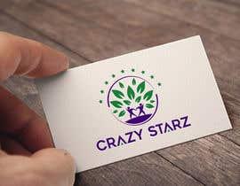 nº 171 pour Company logo [ Crazy Starz ] par anubegum