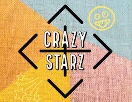 nº 61 pour Company logo [ Crazy Starz ] par hadijahshuhaimi