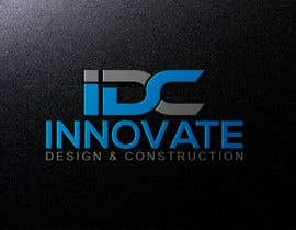 #301 для Logo for Innovate Design & Construction от imamhossainm017