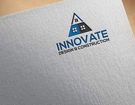 #382 для Logo for Innovate Design & Construction от razaulkarim35596