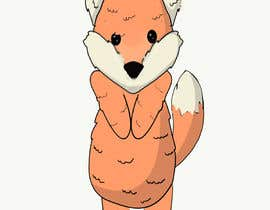 nº 7 pour I need an animation for my Fox. He needs to be cute, fun. Good for a children's invite. par sonalfriends86