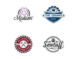 Nro 45 kilpailuun Professional logo designing work käyttäjältä miladinka1