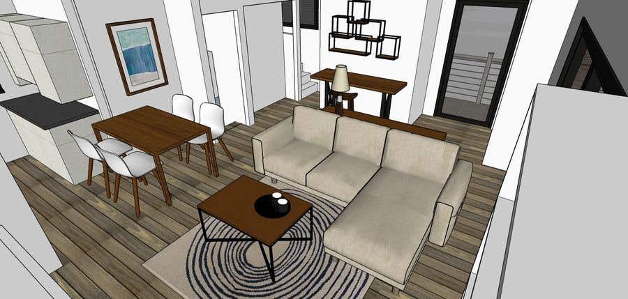 Bài tham dự cuộc thi #12 cho Interior design - find furnitures according to requirements