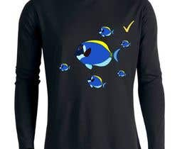 #2 per fishing pattern design for shirt. da ummishazira
