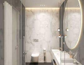 #25 para Design a bathroom Layout/ rendering por na4028070