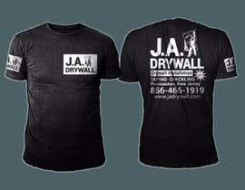 #6 untuk T shirt for a DRY WALL COMPANY oleh hasembd