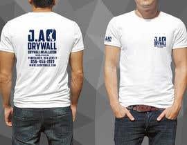 #5 untuk T shirt for a DRY WALL COMPANY oleh AshrafAliKhan007