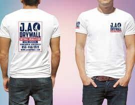 #8 untuk T shirt for a DRY WALL COMPANY oleh AshrafAliKhan007