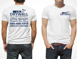 #15 untuk T shirt for a DRY WALL COMPANY oleh voltes098