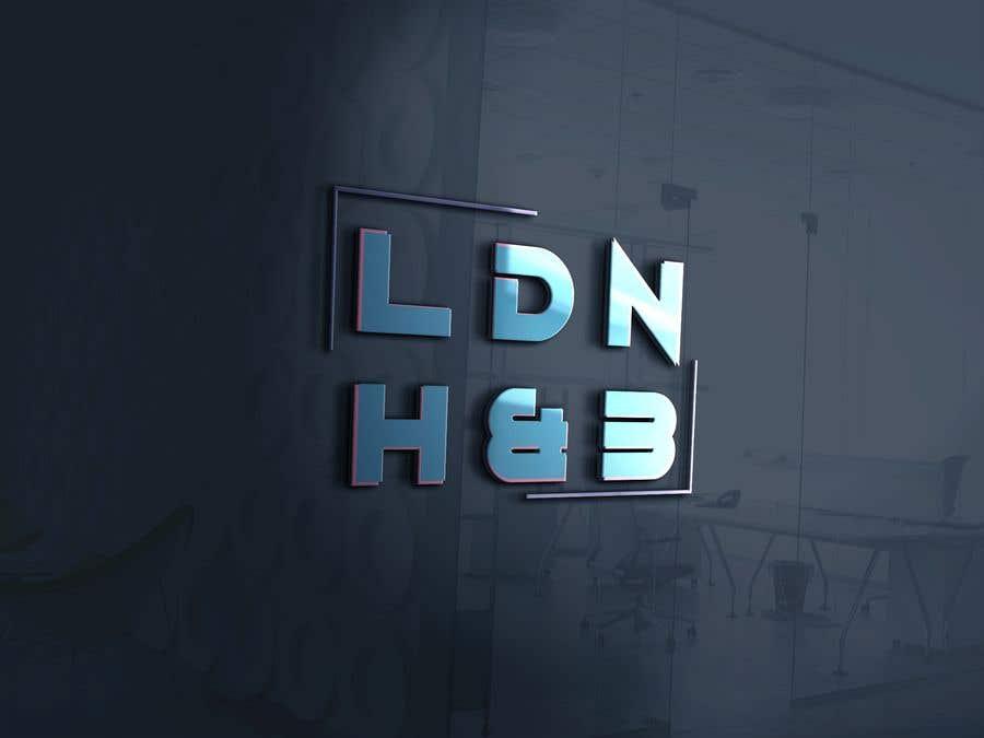 Konkurrenceindlæg #26 for LDN Hair & Beauty Logo Design