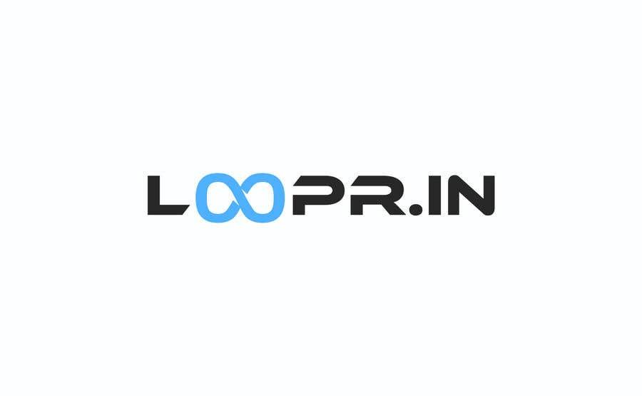 Konkurrenceindlæg #9 for Epic Logo Design for loopr.in