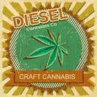 Graphic Design Kilpailutyö #4 kilpailuun diesel shirt
