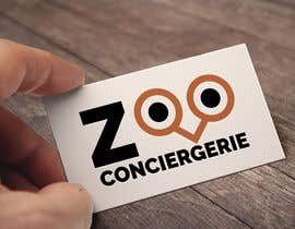 "#53 cho logo for a project. It is a Pet/Zoo Store called ""Zoo Conciergerie"" bởi anubegum"