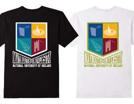 #46 cho T-Shirt design for University bởi mahabub14
