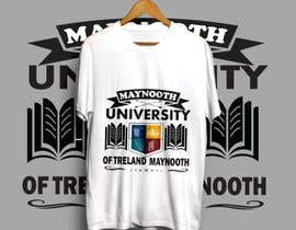 #35 for T-Shirt design for University by chandranayan072