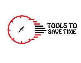 #102 untuk Tools To Save Time logo oleh mdallakpramanik2