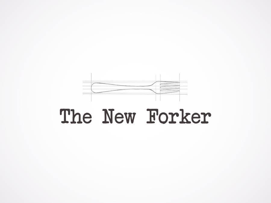 Inscrição nº                                         12                                      do Concurso para                                         Design a Logo for The New Forker