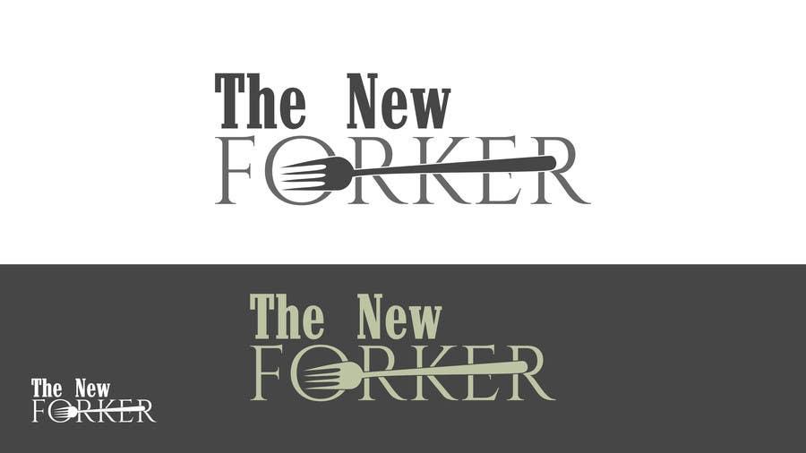 Inscrição nº                                         20                                      do Concurso para                                         Design a Logo for The New Forker