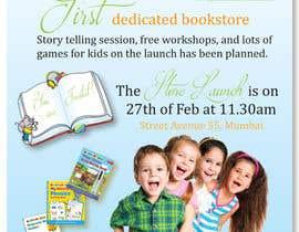 #10 cho Design a Flyer for a kids book store bởi jassna
