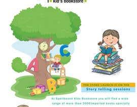 #13 cho Design a Flyer for a kids book store bởi MohammedAbusharr