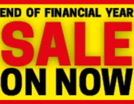 #63 cho End Of Financial Year Sale Banner Needed. bởi AbdelBoughlam