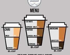 joygomes tarafından Draw me a picture of a to go coffee cup için no 23