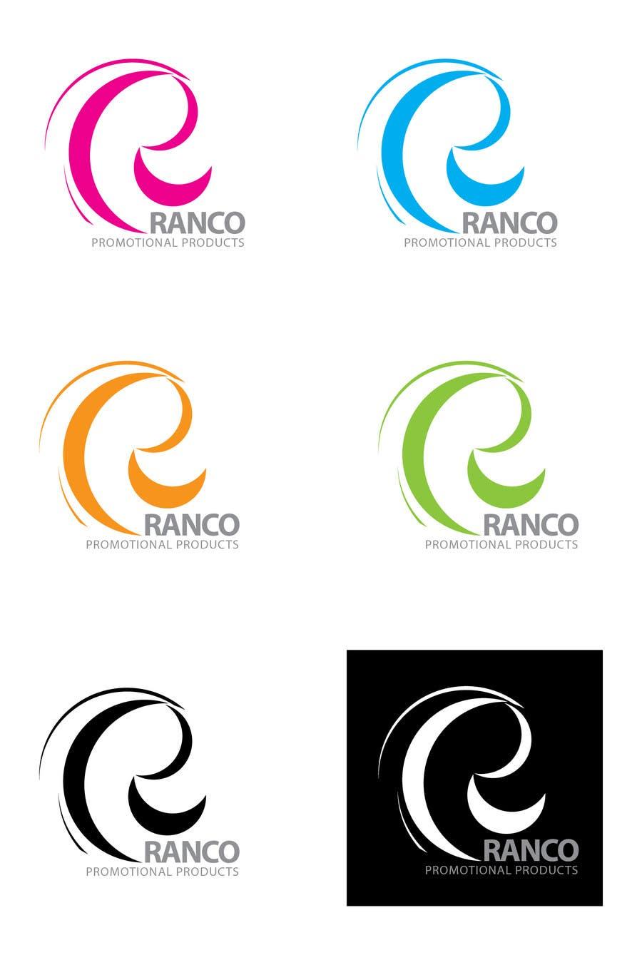 Konkurrenceindlæg #                                        16                                      for                                         Logo Design for Ranco