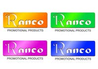 Bài tham dự #24 về Graphic Design cho cuộc thi Logo Design for Ranco