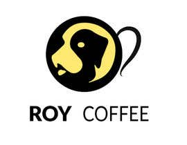 #15 for I have planed to open a 3rd generation coffee shop. It's name will be Roy Coffee and I have a dog, it's name Roy and It have colors black and yellow. that's why I want to that my logo have to a simple dog and it's color have to black and yellow. by nahikarics