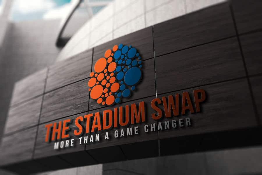 Konkurrenceindlæg #1039 for The Stadium Swap Logo