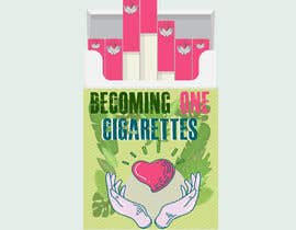 #27 for Professional Cigarette Box Design with Modern Style af subhavtrehan