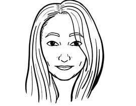 #27 para Sketches of head shots for website por cassiajc