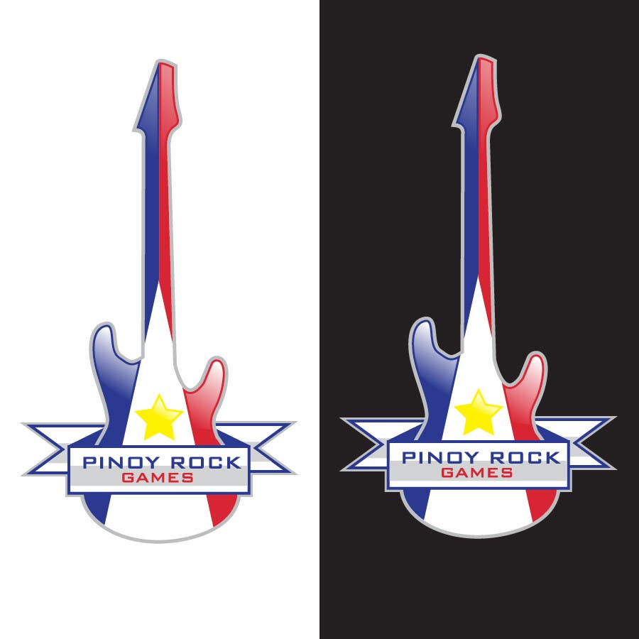 Contest Entry #11 for Logo Design for Pinoy Rock Games