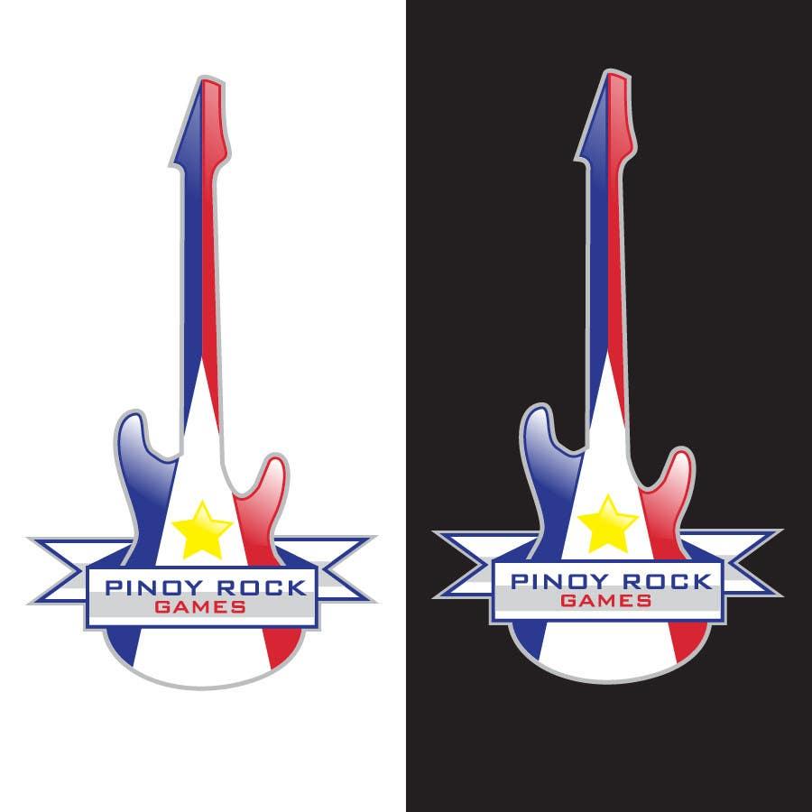Logo Design Contest Entry #11 for Logo Design for Pinoy Rock Games