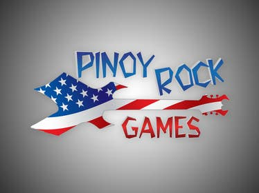 #14 for Logo Design for Pinoy Rock Games by salunkeswagat