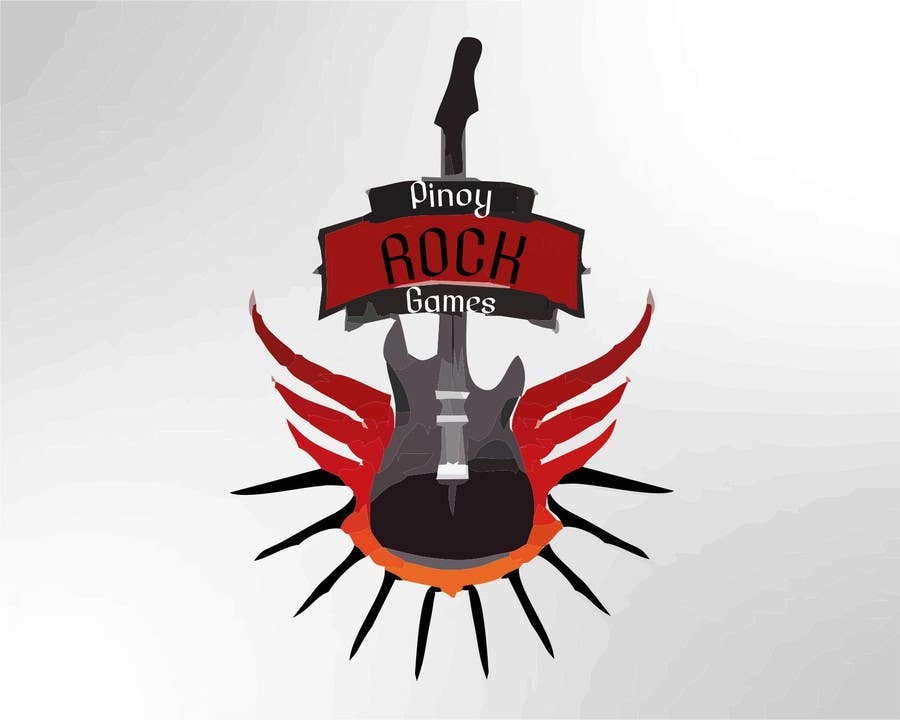 Logo Design Contest Entry #13 for Logo Design for Pinoy Rock Games