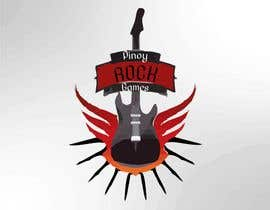 #13 for Logo Design for Pinoy Rock Games by AUDesignStudio