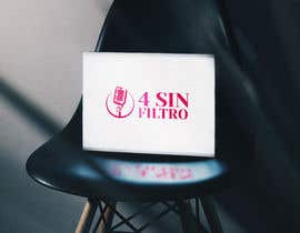 "#43 для A logo for Radio Show/Program ""4 sin filtro"" от dobreman14"