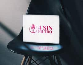 "dobreman14 tarafından A logo for Radio Show/Program ""4 sin filtro"" için no 43"
