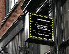 #9 for Design for a street sign af arifdpm