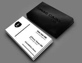 Nro 11 kilpailuun 2 Sided Business Card Design With A New Shield Logo: käyttäjältä syedjoy47