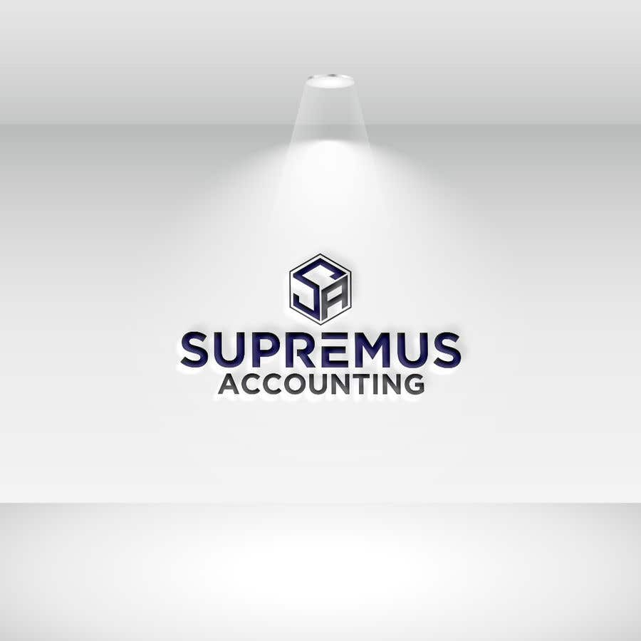 Proposition n°8 du concours Logo design for accounting company