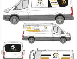 #5 untuk Van/Truck Design oleh AshrafAliKhan007