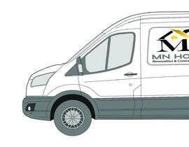 #12 untuk Van/Truck Design oleh MunzalinAnwar