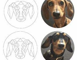 #1 for I would like two images made of each of my dogs, similar to the pin ! by gloriasong