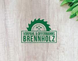 #256 untuk Firewood company searching for logo design oleh mahedims000