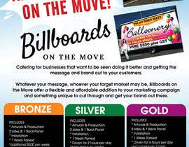 #2 para Billboards on the Move por maidang34