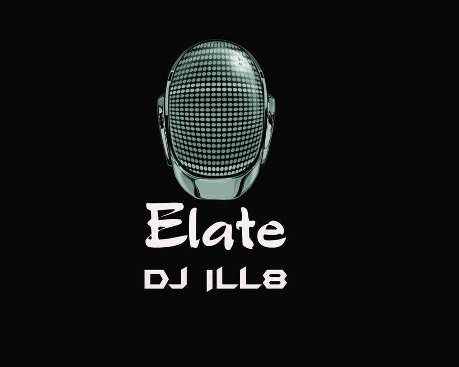 Kilpailutyö #13 kilpailussa dj ill8 logo