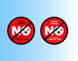 Nro 54 kilpailuun Product Safety Stickers käyttäjältä GraphicDesi6n